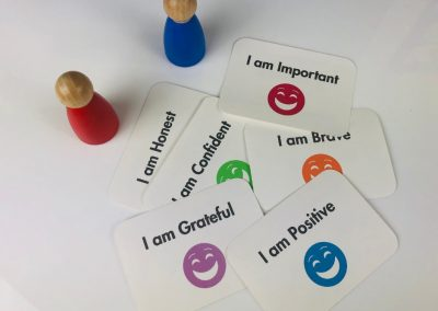 Happy Token Affirmation Cards