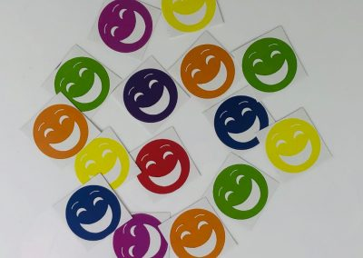 Happy Tokens Stickers